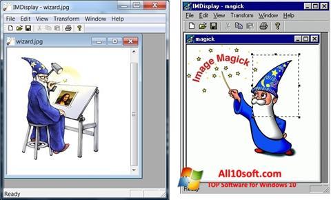 截圖 ImageMagick Windows 10