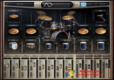 截圖 Addictive Drums Windows 10