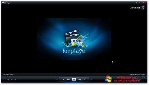 截圖 KMPlayer Windows 10