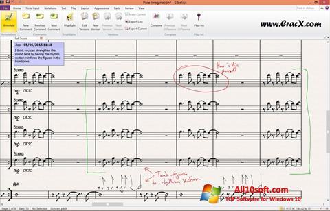 截圖 Sibelius Windows 10
