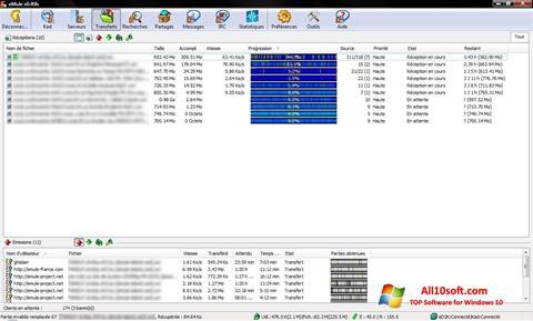截圖 eMule Windows 10