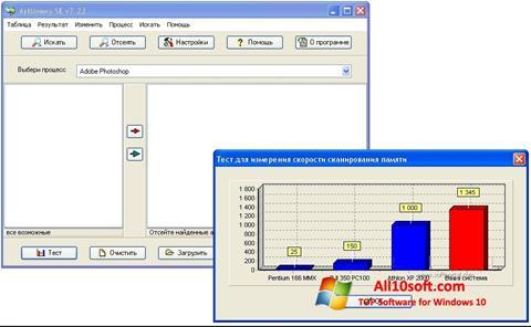 截圖 ArtMoney Pro Windows 10