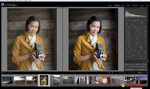 截圖 Adobe Photoshop Lightroom Windows 10