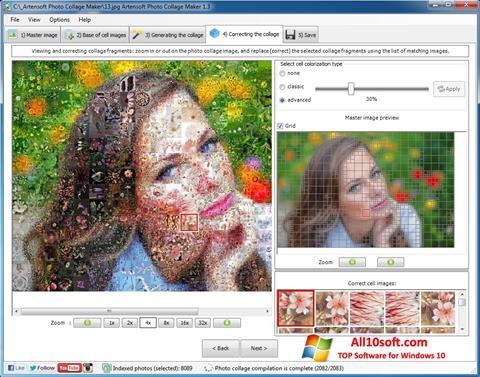 截圖 Photo Collage Windows 10