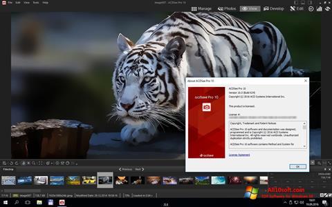 截圖 ACDSee Pro Windows 10